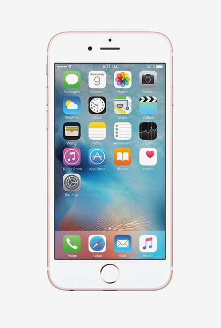 Apple 6S with 2 GB RAM and 12 MP Primary Camera Gold