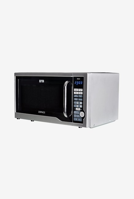 Buy Ifb 20pm2s 20l Solo Microwave Silver Online At Best