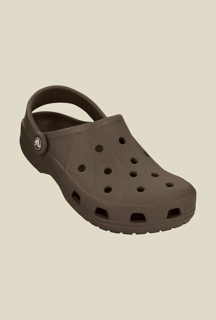 Crocs Ralen Walnut Clogs