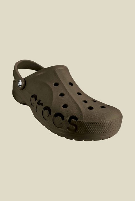 Crocs Classic Brown Clogs
