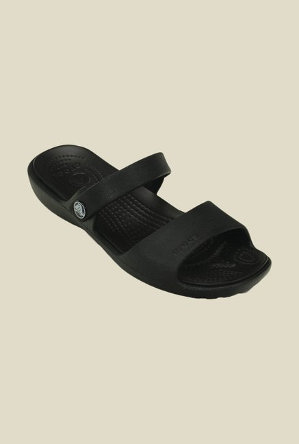 Crocs Coretta W Black Sandals