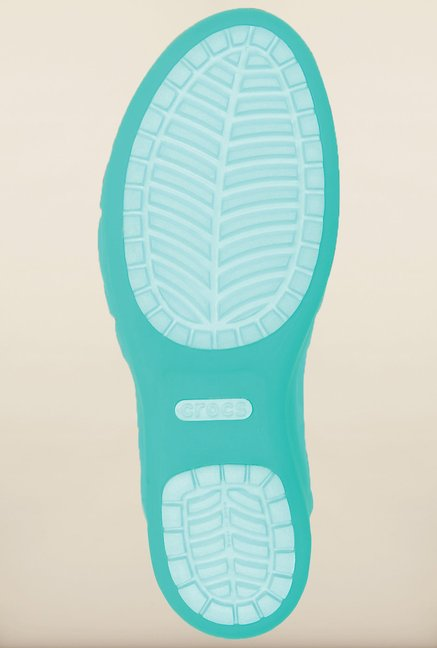 Crocs Adrina III Ice Blue Sandals