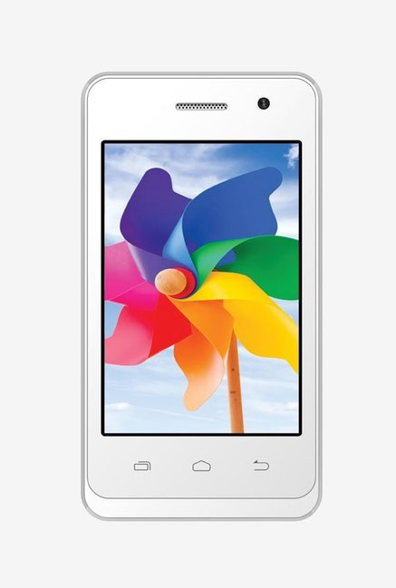 Intex Aqua R3 Plus Dual Sim 512MB (White)