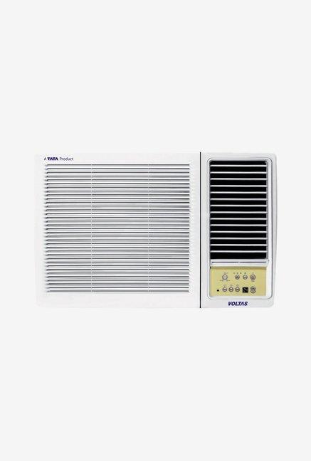 Voltas 123 LYI 1 Ton 3 Star (BEE rating 2017) Window AC Copper White