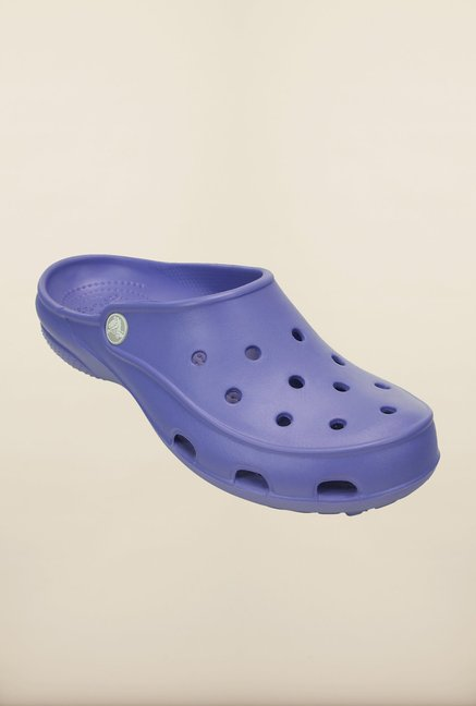 Crocs Freesail Lapis Blue Mules