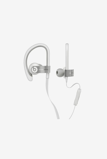 Beats by Dr.Dre PowerBeats2 MHAA2ZM/A In Ear Headphone White