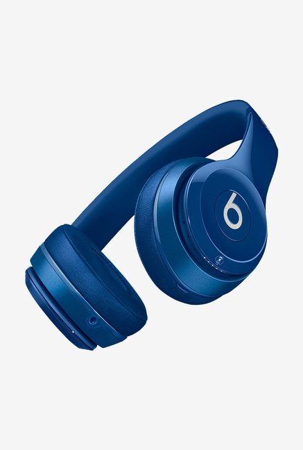 Beats by Dr.Dre Solo2 MHNM2ZM/A On Ear Headphone Blue