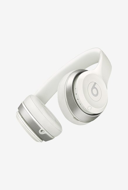 Beats by Dr.Dre Solo2 MHNH2ZM/A On Ear Headphone White