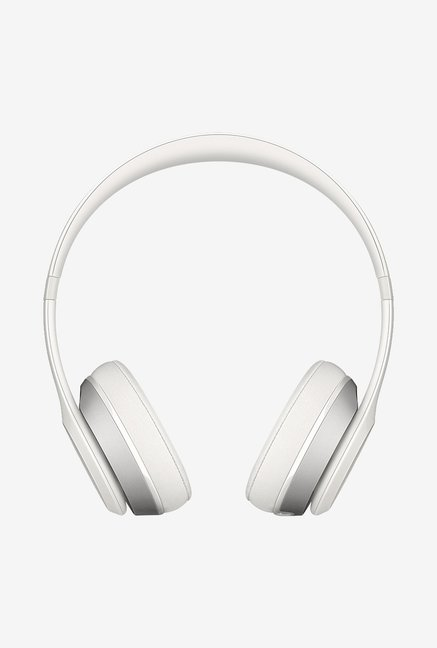 Beats by Dr.Dre Solo2 MH8X2ZM/A On Ear Headphone White