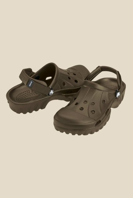 Crocs Off Road Chocolate Clogs