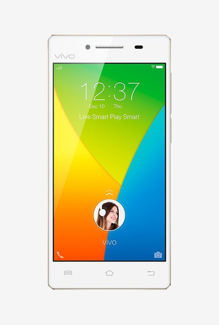 release date 6714c 79387 Buy Vivo Y51L Dual Sim/4G 16 GB (White) Online at best price at TataCLiQ