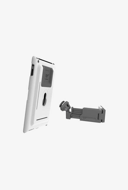 Exelium UP410 Sliding Arm System with Cover (White/Black)
