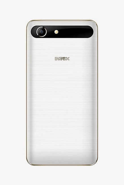 Intex Aqua View 4G Dual SIM 16 GB (Grey)