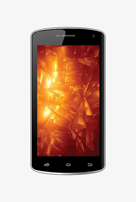 Intex Cloud Fame 4G Dual SIM 8 GB (Blue)