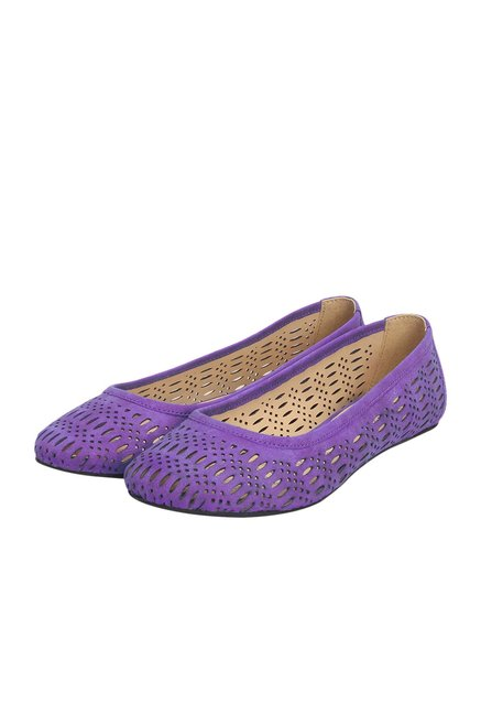 La Briza Purple Flat Ballets