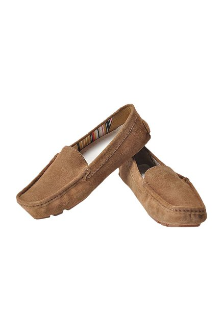 La Briza Tobacco Casual Loafers