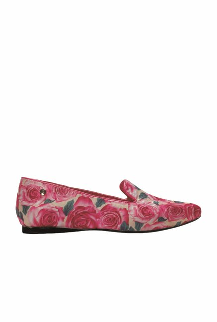 La Briza Pink Casual Shoes