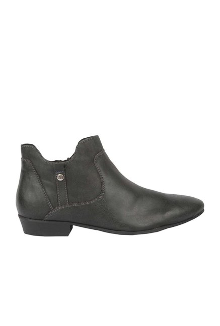 La Briza Black Formal Boots