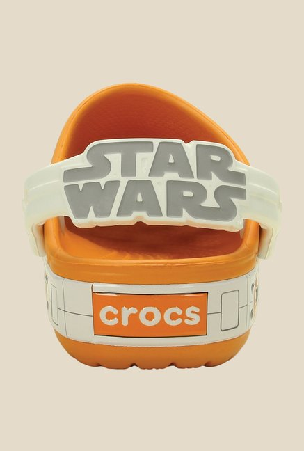 Crocs CB Star Wars Hero Orange Clogs
