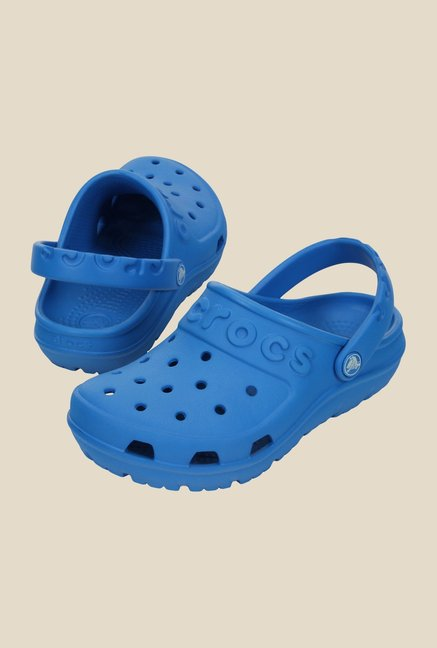 Crocs Hilo Ocean Blue Clogs