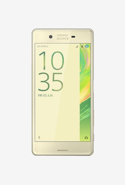 Sony Xperia X 4G Dual Sim 64 GB (Lime Gold)