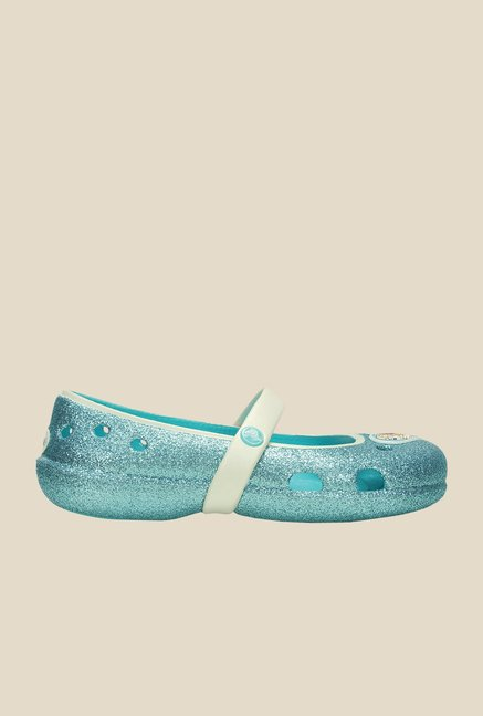 Crocs Disney Frozen Pool Mary Jane Shoes