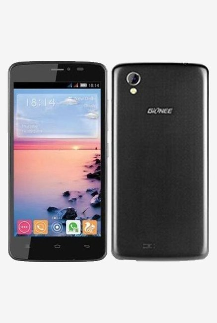 Gionee Ctrl V4S 8 GB (White/Black) 1 GB RAM, Dual SIM