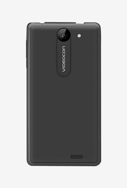 Videocon Z51 Punch Smartphone (Black)