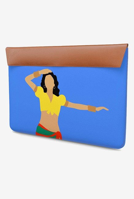 DailyObjects Madhuri 1-2-3 MacBook Air 13 Envelope Sleeve