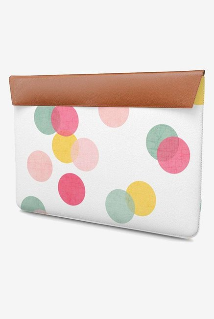 DailyObjects Confetti MacBook Pro 13 Envelope Sleeve