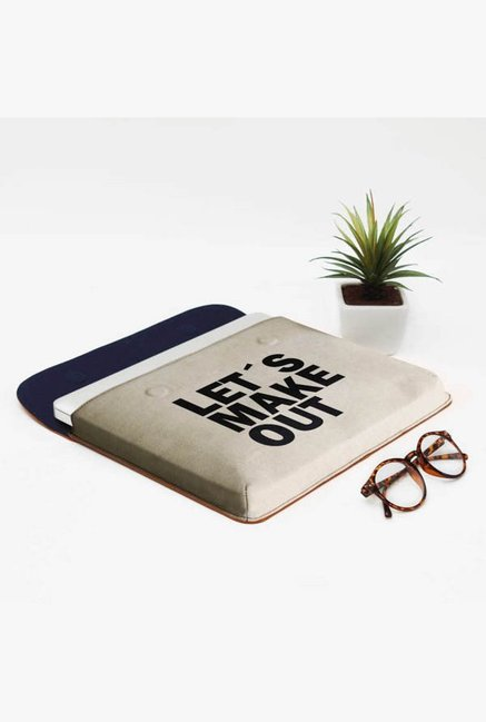 DailyObjects Lets Make Out MacBook Pro 15 Envelope Sleeve