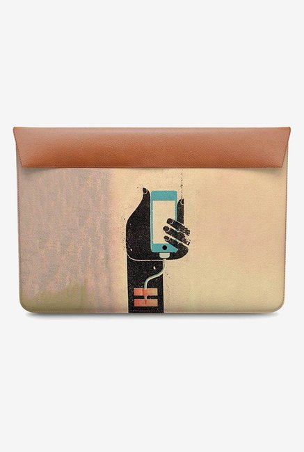 DailyObjects Lifeline MacBook Pro 15 Envelope Sleeve