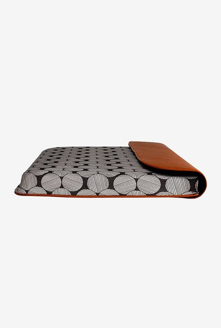 DailyObjects Lined Circles MacBook Air 13 Envelope Sleeve