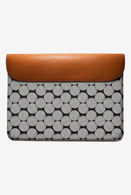 DailyObjects Lined Circles MacBook Pro 13 Envelope Sleeve