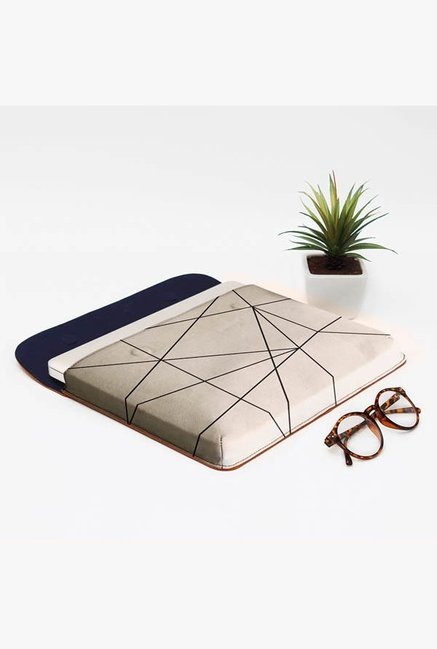 DailyObjects Lines MacBook Pro 15 Envelope Sleeve