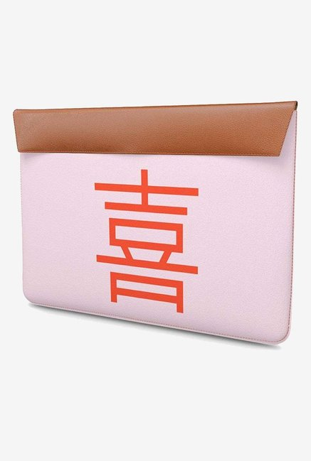 DailyObjects Love Chinese MacBook Pro 15 Envelope Sleeve