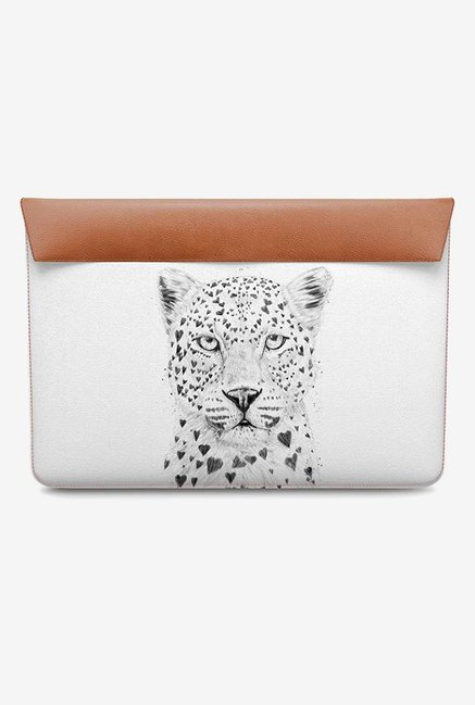 DailyObjects Lovely Leopard MacBook Air 13 Envelope Sleeve