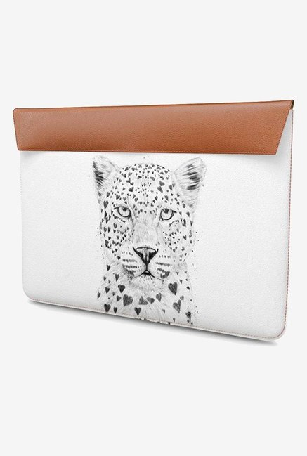 DailyObjects Lovely Leopard MacBook Pro 13 Envelope Sleeve