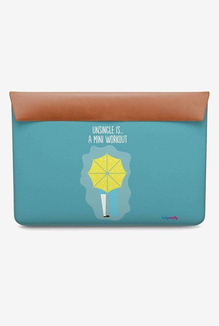 DailyObjects Mini Workout MacBook Pro 15 Envelope Sleeve