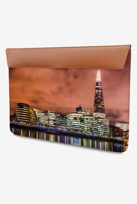 DailyObjects Night Skyline MacBook Pro 15 Envelope Sleeve