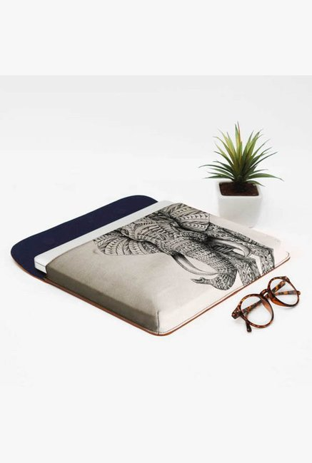 DailyObjects Ornate Elephant MacBook Pro 13 Envelope Sleeve