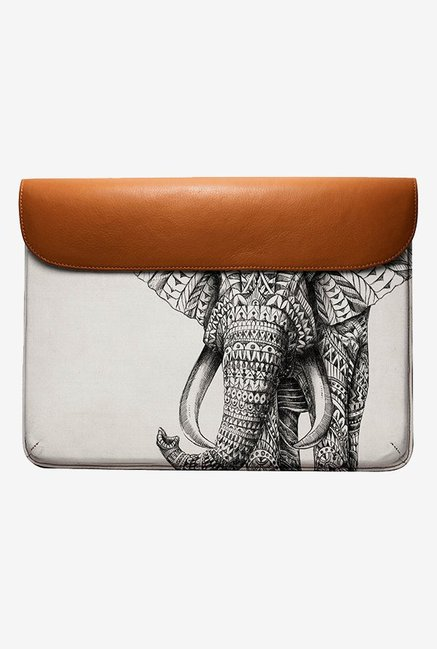 DailyObjects Ornate Elephant MacBook Pro 15 Envelope Sleeve