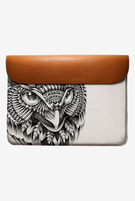DailyObjects Ornate Owl Head MacBook Air 13 Envelope Sleeve
