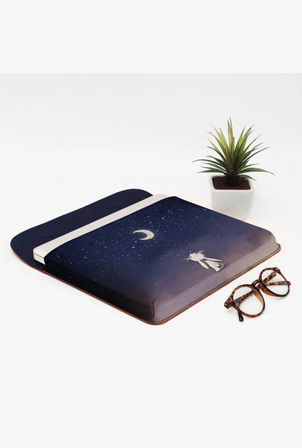 DailyObjects Moon Bunny MacBook Pro 13 Envelope Sleeve