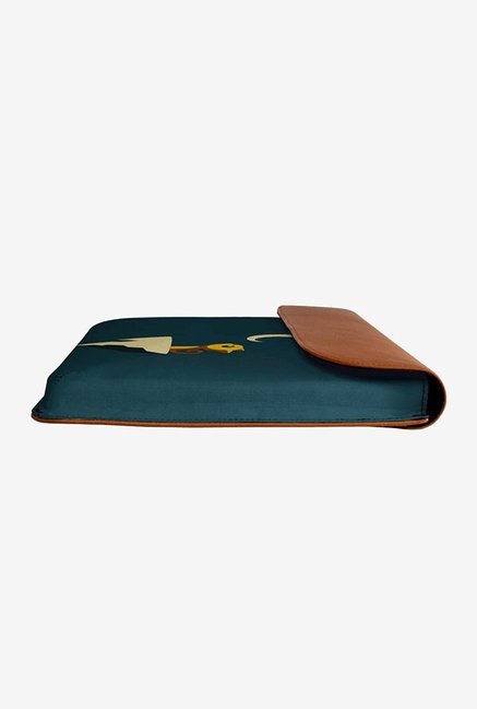 DailyObjects Moon Cat MacBook Pro 13 Envelope Sleeve