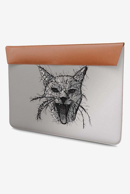 DailyObjects Mosaic Cat MacBook Pro 13 Envelope Sleeve