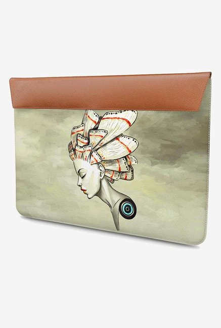 DailyObjects Moth Birth MacBook Air 13 Envelope Sleeve