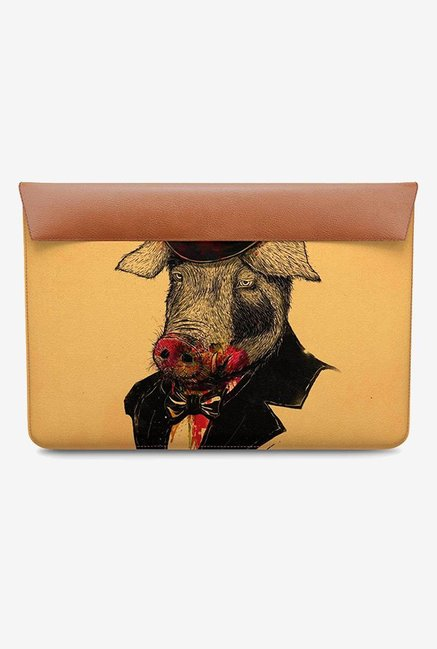 DailyObjects MR PIG MacBook Pro 13 Envelope Sleeve