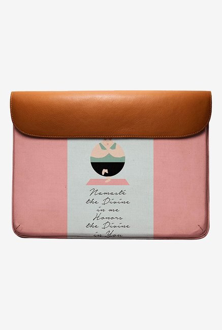 DailyObjects Namaste MacBook Air 13 Envelope Sleeve