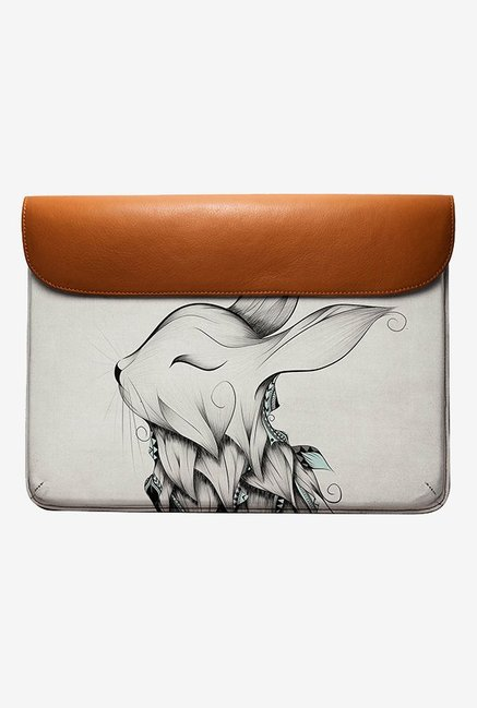 DailyObjects Poetic Rabbit MacBook Air 13 Envelope Sleeve